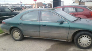 1500 Mercury Sable Sedan 1500 obo