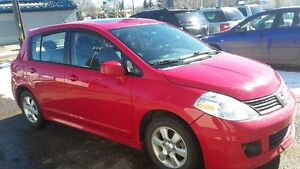 2009 Nissan Versa  SIX SPEED ----SUNROOF----INC INSPECTION
