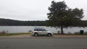 FOR PARTS 2002 Subaru Forester SUV, Crossover FOR PIECES