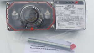 FIRE ALARM: Siemens Duct Detector Housing FDBZ492-HR