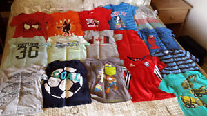 Boy T-Shirts size 4