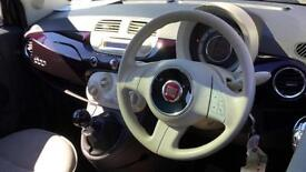 2014 Fiat 500 1.2 Lounge with Service Histor Manual Petrol Hatchback