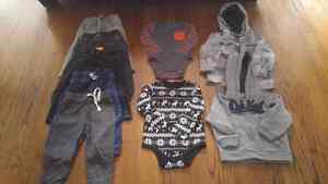 Lot of quality toddler clothing 18-24 months in mint condition!!