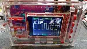 DSO Portable Mini Digital Oscilloscope