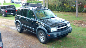 Chevy tracker zr2  90000 km