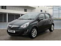 2014 Vauxhall Corsa 1.2 i 16v SE 5dr (a/c) Hatchback Petrol Manual