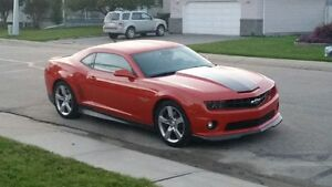 2010 Chevrolet Camaro 2SS / RS Coupe (2 door)