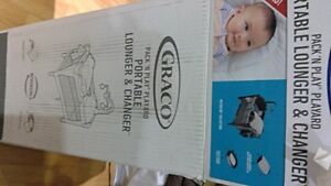 Graco Play Pen / Pack n play, Crib