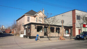 Lower Unit For Lease - 347 King Street, Midland
