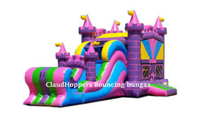 Bouncy castle and carnival food rental