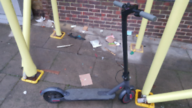 OLA Electric scooter very fast 19mph not m365