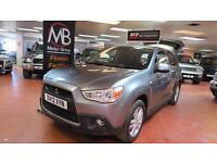 2012 MITSUBISHI ASX 1.8 3 4Work 4WD VAN NO VAT Diesel 6 Speed Bluetooth