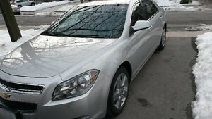 2011 Chevrolet Malibu LT Platinum Edition Sedan
