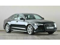 2018 Audi A6 2.0 TDI Ultra S Line 4dr S Tronic Auto Saloon diesel Automatic