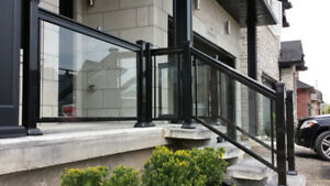 JL Railing -  Aluminum, Glass railings, columns and Gates