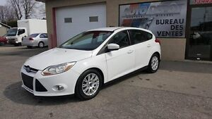 Ford Focus Hatchback SE 2012