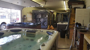 Refurbished Hot Tubs (With warranty)!!!!