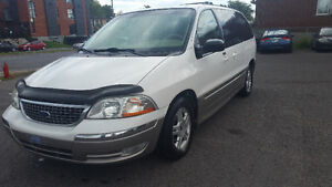 2003 FORD WINDSTAR SEL.FULLY LOADED AND LOW KM 143xxx.