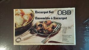 Escargot Set