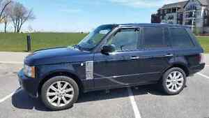 2008 Land Rover Range Rover SUV, Crossover