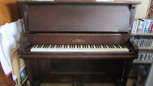 Upright Bell Piano