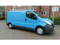 Vauxhall Vivaro 2.0CDTi ( 115ps ) ( Euro IV ) 2900 LWB 1 OWNER LOW MILES F/S/H