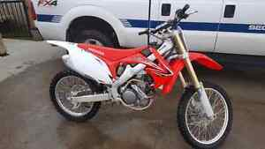 2013 Honda CRF250R for sale