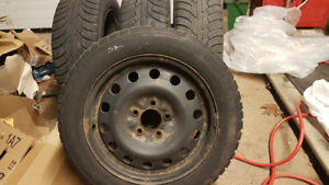 16 inch tires and rims for honda civic