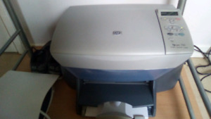 HP PSC 750 Printer, Scanner and Fax