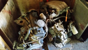 VW 99  Mk3   1.9 td  and 2l gas engines
