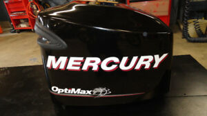 Cabine Mercury Marine Optimax 150 HP 2002 Top Cowling
