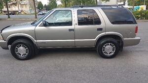 2001 GMC Jimmy SUV, Crossover