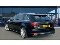 2017 Audi A4 S4 Quattro 5dr Tip Tronic Petrol Estate Auto Estate Petrol Automati