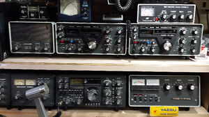 Wanted to buy Amateur radio, Ham radio and test equipment
