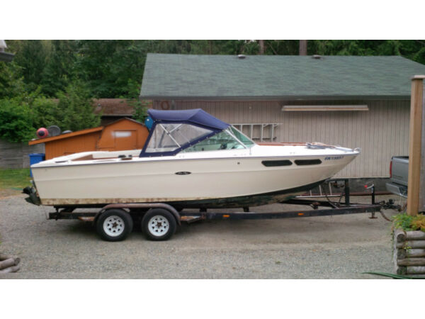Used 1971 Sea Ray Boats SRV220CC