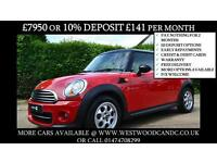 2012 MINI HATCH 1.6 COOPER D HATCHBACK DIESEL