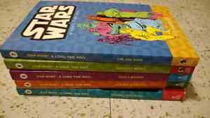 Star Wars A long time ago... Darkhorse Comic Vol 3-7 RARE