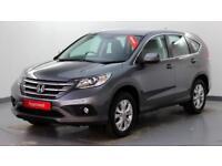 2015 Honda CR-V 2.0 i-VTEC SE Petrol grey Manual