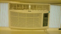 Haier Air Conditioner 8000 BTU