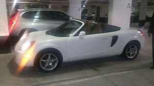 2002 Toyota MR2 convertible Convertible