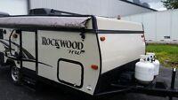 Tente-roulotte Rockwood HW276 comme  Neuve