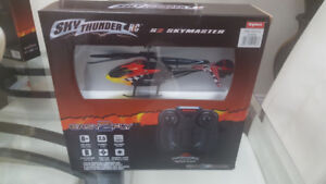 *NEW* Remote Control Helicopter (red/yellow)