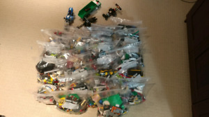 Huge collection of original mix Lego