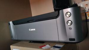 Canon Pixma Pro 100 large format professional printer LIKE NEW