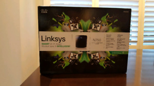 Linksys Router N750 Dual Band $30