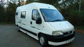 Trigano Tribute 550 2 Berth Campervan Motorhome For Sale