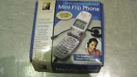 Travel Mini  Flip Phone  for sale(NEW)