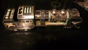 Tin Litho Train Engine London Ontario image 1