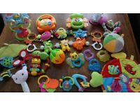 Mix of Baby Toys