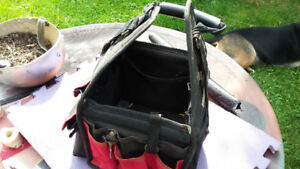 Tool Pouch, Electrical etc